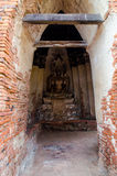 Wat chaiwatthanaram. Buddhist monasteries in thailand Ayutthaya Antiques Stock Image