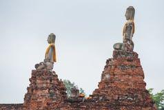 Wat Chaiwatthanaram Royalty Free Stock Images
