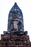 Wat chaiwatthanaram Royalty Free Stock Photography