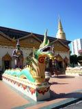 Wat Chaiya Mangalaram Thai Buddhist Temple Stock Photos