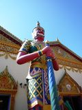 Wat Chaiya Mangalaram Thai Buddhist Temple Royalty Free Stock Image