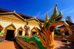 Wat Chaiya Mangkalaram Stock Photography