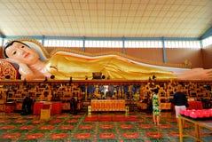 Wat Chaiya Mangkalaram Royalty Free Stock Images