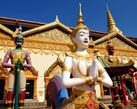 Wat Chaiya Mangkalaram Royalty Free Stock Photography