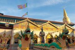 Wat Chaiyamangalaram Fotografia Royalty Free