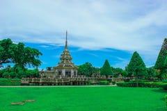Wat Chaloem Phrakiat Imágenes de archivo libres de regalías