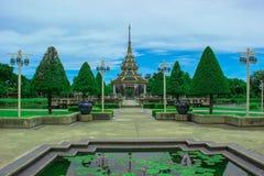 Wat Chaloem Phrakiat Fotografía de archivo libre de regalías