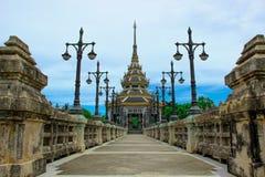 Wat Chaloem Phrakiat Royalty-vrije Stock Afbeeldingen