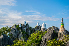 Wat Chaloemphakiat Rachanusorn Fotografía de archivo libre de regalías