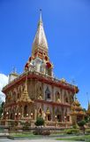 Wat Chalong Royalty Free Stock Photo
