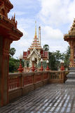 Wat Chalong Royalty Free Stock Photography