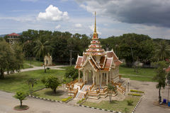 Wat Chalong stockfoto
