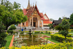 Wat Chalong Stock Images
