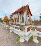 Wat Chalong Buddist temple, Phuket, Thailand Stock Images