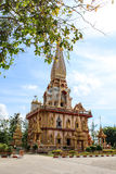 Wat Chalong Phuket Imagen de archivo libre de regalías