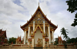 Wat Chalong Phuket Fotos de Stock Royalty Free