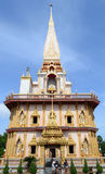 Wat Chalong In Phuket Royalty Free Stock Images