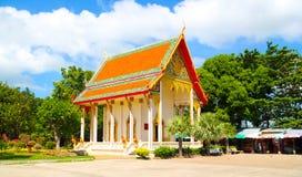 Wat Chalong. In Phuket, Thailand Stock Photos