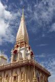 Wat Chalong Phuket, Thailand Stock Image
