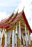 Wat Chalong temple Stock Images