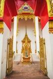 Wat Chalong Temple Complex à Phuket, Thaïlande Image stock