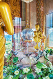 Wat Chalong Temple Complex in Phuket, Thailand Stock Foto