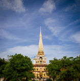 Wat Chalong temple Phuket Stock Photos