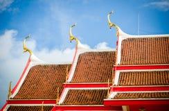 Wat Chalong temple Phuket Royalty Free Stock Image