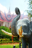 Wat Chalong temple. Phuket. Thailand Royalty Free Stock Photography