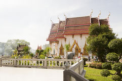 Wat Chalong temple in Phuket, Thailand Stock Images