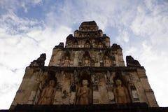 Wat Chamadevi Stockbilder