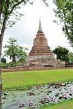 Wat Chana Songkhram Стоковая Фотография RF