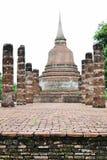 Wat Chana Songkhram Стоковое Изображение