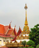 Wat Chana Songkhram in Bangkok, Thailand. Royalty Free Stock Photos