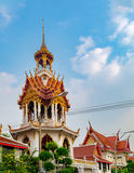Wat Chana Songkhram in Bangkok, Thailand Royalty Free Stock Photo