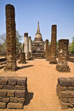 Wat Chang Lom Stock Image