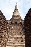 Wat Chang Lom Royalty Free Stock Photos