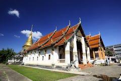 Wat Chang Lom, Noordelijk Thailand Royalty-vrije Stock Foto
