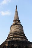Wat Chang Lom, Si Satchanalai Historical Park Stock Photography