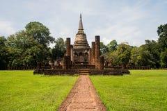 Wat Chang Lom at Srisatchanalai historical park in Sukhothai pro Stock Image