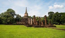Wat Chang Lom at Srisatchanalai historical park in Sukhothai pro Stock Images