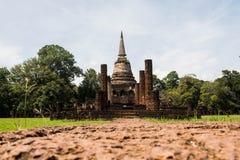 Wat Chang Lom at Srisatchanalai historical park in Sukhothai pro Stock Photos