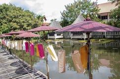 Wat Chang Taem stock foto