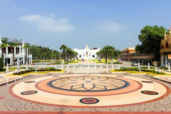 Wat Chantharam Royalty-vrije Stock Fotografie