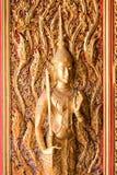 Wat Chantharam 免版税库存照片