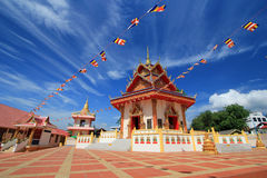 Wat chaya mang kalaram Royalty Free Stock Photography
