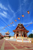 Wat chaya mang kalaram Stock Photo