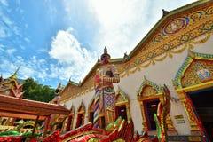 Wat Chayamangkalaram, Penang, Malasia foto de archivo libre de regalías