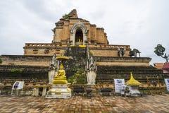 Wat Cheddi Luang Zdjęcia Royalty Free