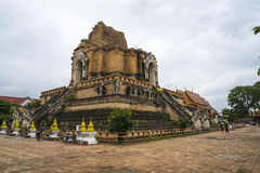 Wat Cheddi Luang Royalty Free Stock Photo